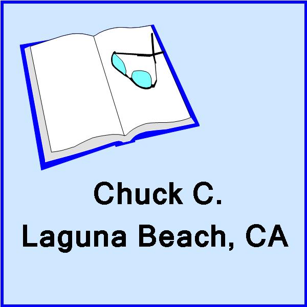 Chuck C - Laguna Beach, CA