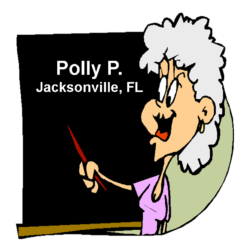 Polly P - Jacksonville, FL