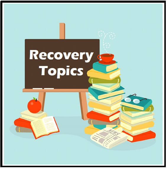 Inspiring Recovery Topics